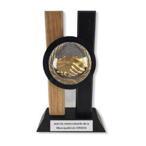 Trophée Remerciements ref. H342A
