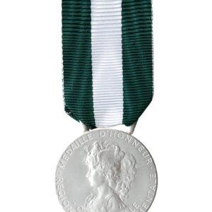 Médaille RDC Argent 00704