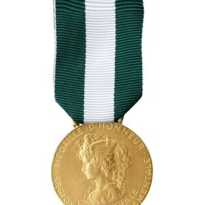 Médaille RDC Vermeil 00716