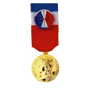 Médaille du Travail 30 ans Vermeil 00904