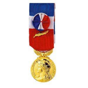 Médaille du Travail 35 ans Or 00916