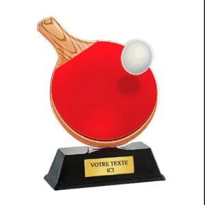 Trophée Tennis de Table PN049