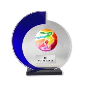 Trophée Gym Femme W452AC11
