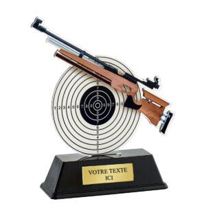 Trophée Tir Carabine PN056