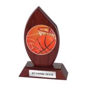 Trophée Basket H163D04