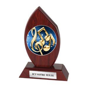 Trophée Musique H163D15