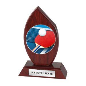 Trophée Tennis de Table H163D16
