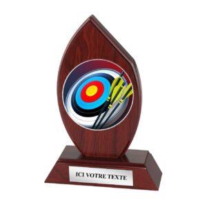 Trophée Tir à l'Arc H163D18