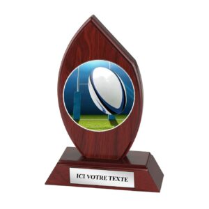 Trophée Rugby H163D19