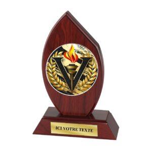 Trophée Victoire H163D23